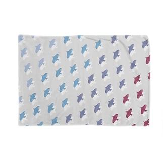 トリの群れ Blankets