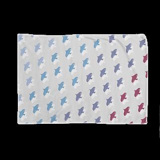 nikoharuのトリの群れ Blankets