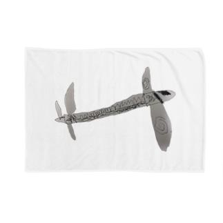 りしゆな:ジェット by はせしゅん Blankets