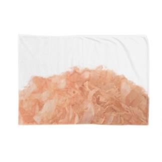 かつおぶし Blankets