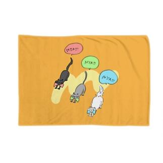にゃにゃにゃ Blankets