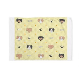 ちょりすけのナントカのキャバリア欲張りセットその2 Blankets