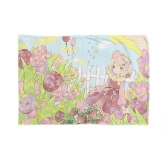 春のマーチ Blankets