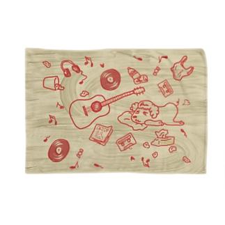 峯犬−Trash 2 Blankets