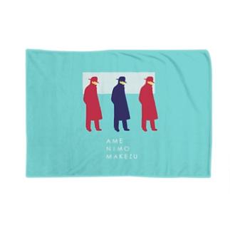 雨ニモマケズ Blankets