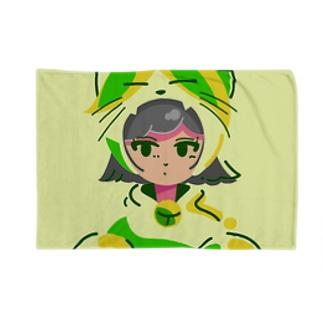 キャナナのコス パツギンバージョン☆ Blankets
