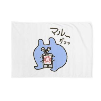 グフ・グフフ Blankets