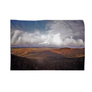 伊豆大島裏砂漠 Blankets