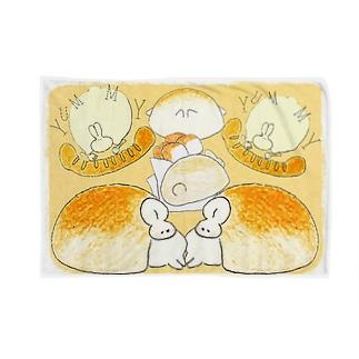 ぱんとまふふ 2 Blankets