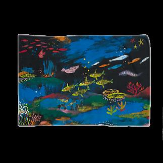 savaのうみのなか 小魚たちの世界 Blankets