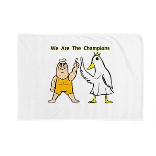 ウィーアーザーナンバーワン Blankets