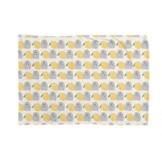 レモンはむちゃん Blankets