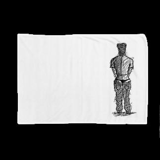 konyagayamada_0925のメリケンサック Blankets