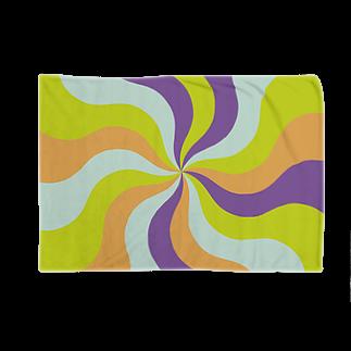 MOYOMOYO モヨモヨのモヨーP22 Blankets