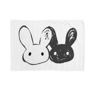 二兎。 Blankets