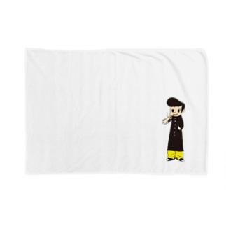 やんちー Blankets