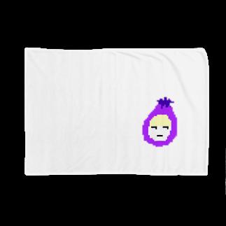 ニッチすぎて、誰も買わない店のおナス透過ver Blankets