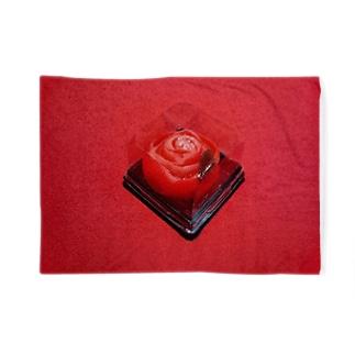 紅薔薇和菓子 Blankets