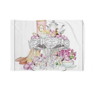 メリーゴーランド Blankets