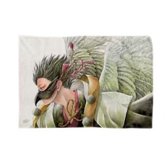 白鴉 Blankets