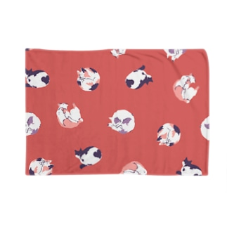 ネコパターンB Blankets