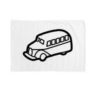 retro-Bus Blankets