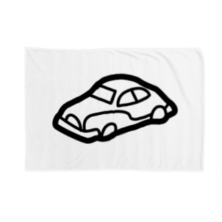 retro-Car Blankets