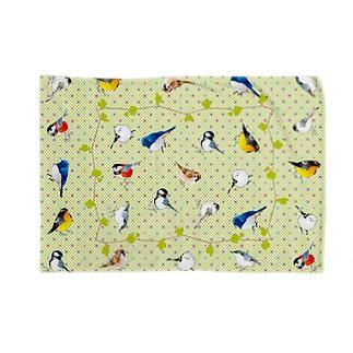 野鳥たち Blankets