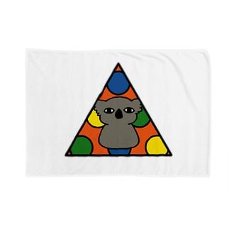 イノセントな目のコアラ Blankets