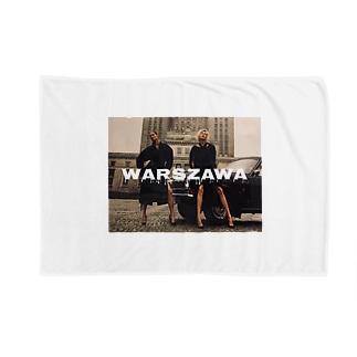 VOGUE warszawa Blankets