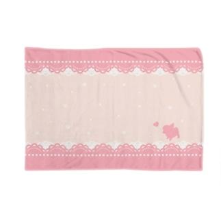 【ブランケット】HAPPY♡HAPPYパピー Blankets