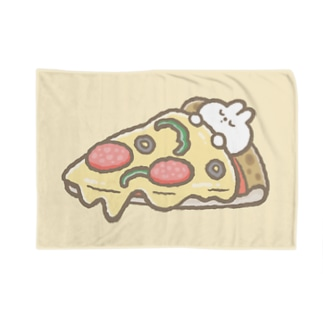 DREAM PIZZA Blankets
