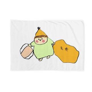 寝るべ Blankets