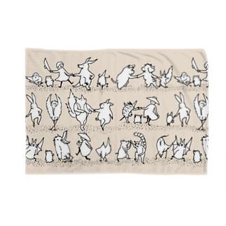 石川ともこのうきうきダンス Blankets