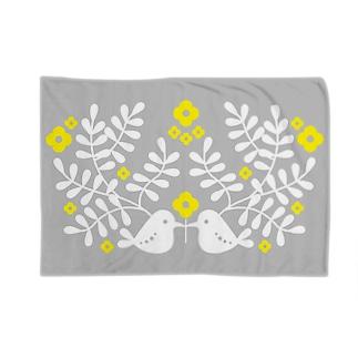 お花と小鳥 Blankets