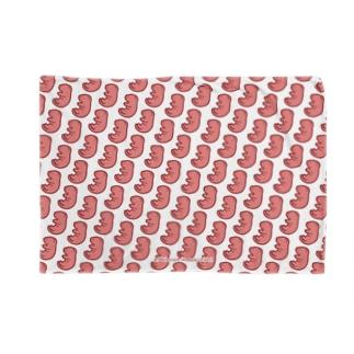 ピンクマウス ブランケット Blankets