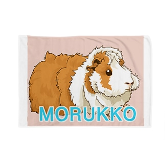 MORUKKOちゃん ブランケット