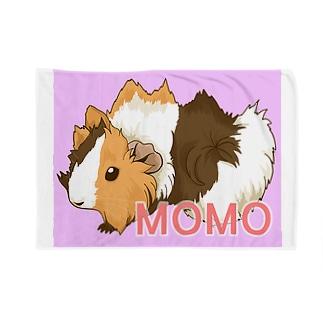 MOMOちゃん ブランケット
