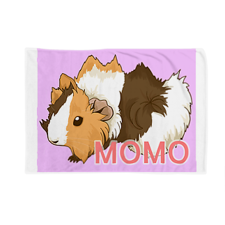 LichtmuhleのMOMOちゃん Blankets