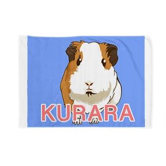 KURARAちゃん ブランケット