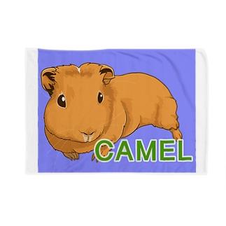 CAMELちゃん ブランケット