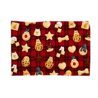 柴犬クッキー Blankets