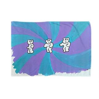 ダンスタイム Blankets