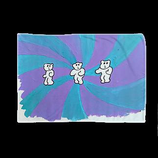 RAITYO TSUMEのダンスタイム Blankets