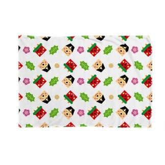 SETSUBUN(ホワイト) Blankets