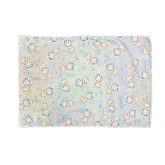 宇宙うさぎ Blankets