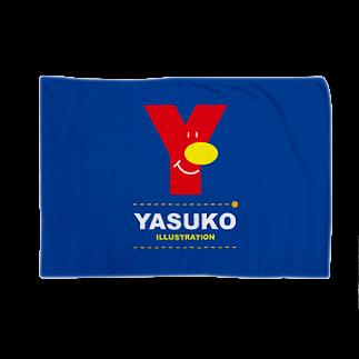 YASUKOのYマーク(No.1) Blankets