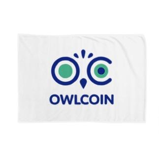 OWLCOIN ブランケット