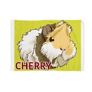 CHERRYちゃん ブランケット