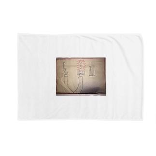 真ん中がブレーキ‼︎ Blankets